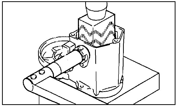 Затяжка гаек контактной пластины