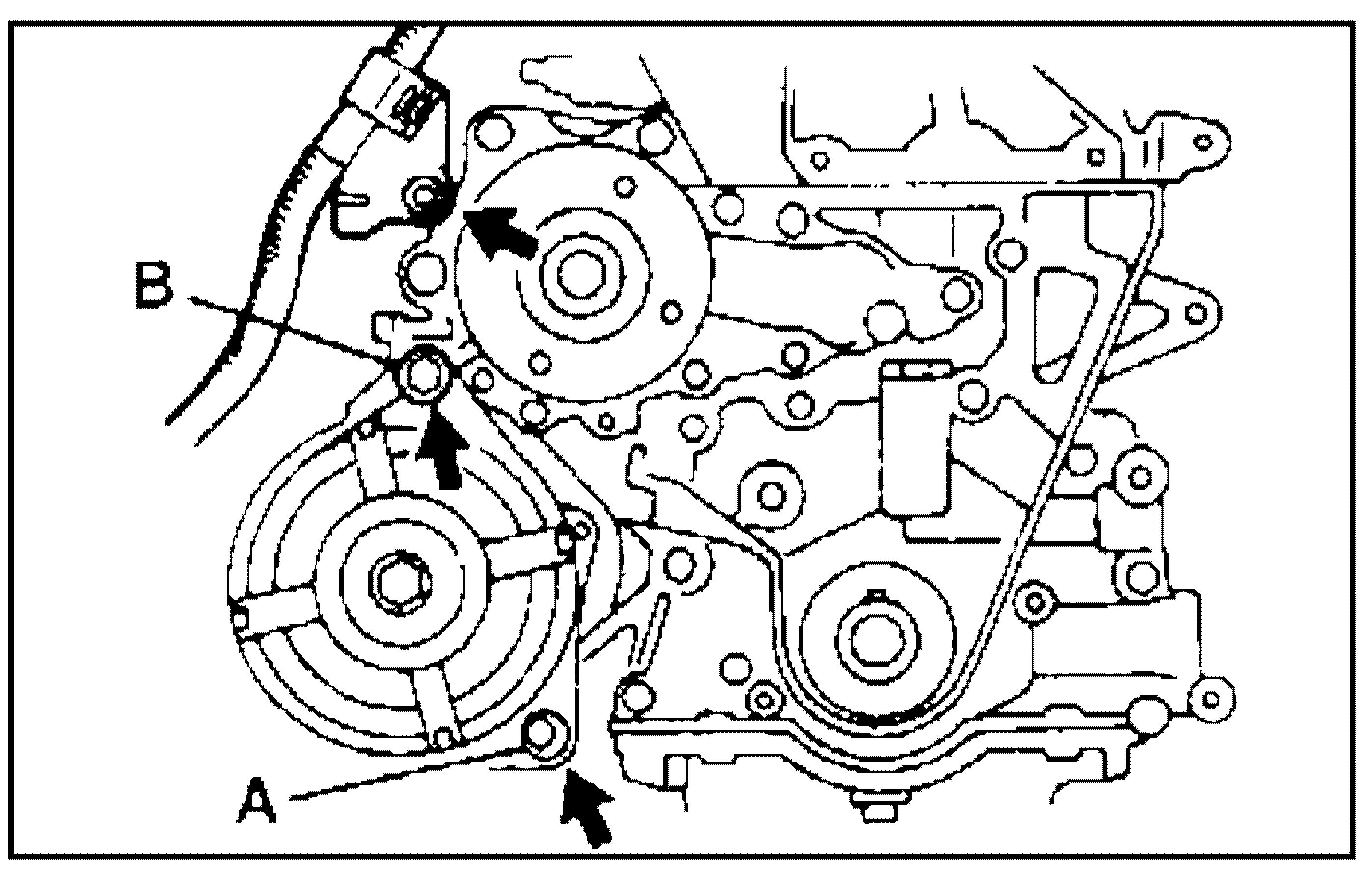 болты крепления генератора JZ